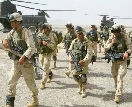 آمریکا ۵ هزار سرباز به افغانستان میفرستد