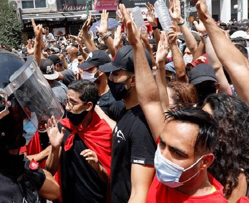 بحران تونس؛ آوردگاه جدید محور ضداخوانی علیه ترکیه