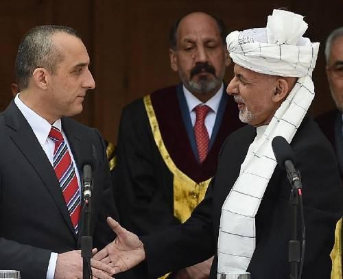 معاون اول افغانستان: به نظامیان افغان باور داشته باشید، وضعیت را تغییر میدهند