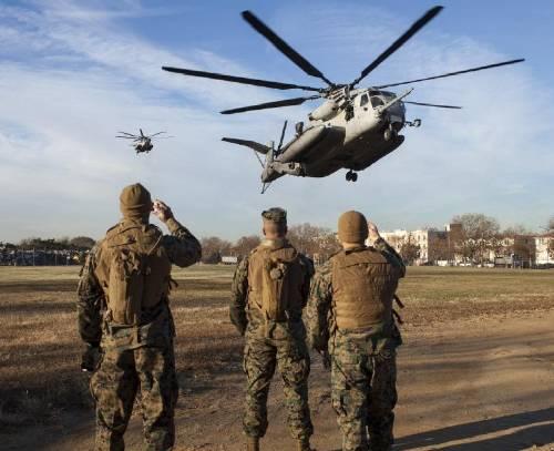تغییر راهبردهای ارتش آمریکا پس از «شکست» در جنگ فرضی با چین