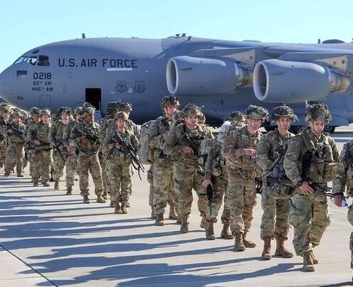 دلایل خروج نیروهای امریکایی از عراق چیست؟