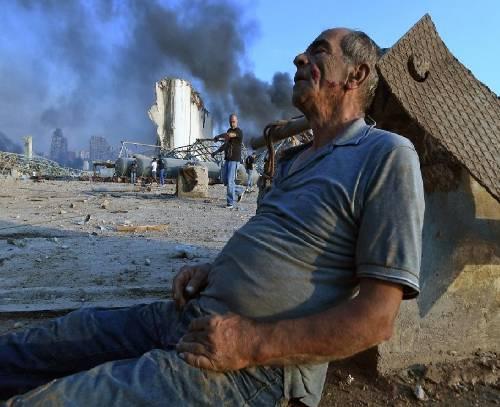 یک سال بعد از انفجار هولناک بیروت؛ تنشها در لبنان بالا گرفته است