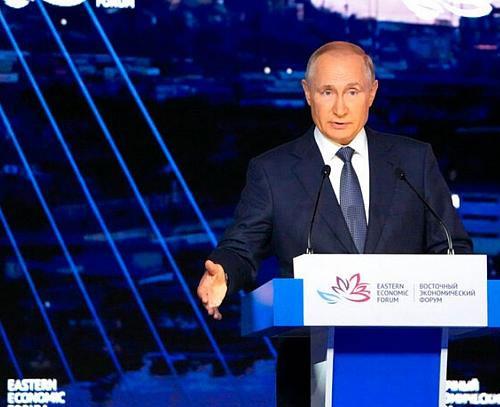 پوتین امیدوار است که طالبان «متمدن» شوند
