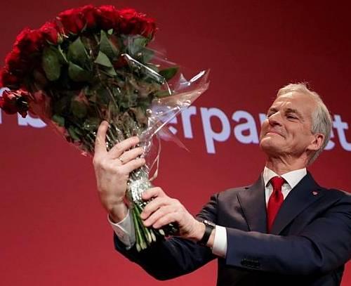 پیروزی ائتلاف چپ در انتخابات سراسری نروژ؛ رهبر حزب کارگر نخست وزیر میشود