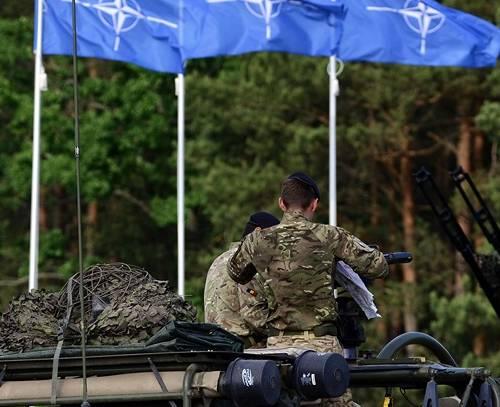 تأثیر تأسیس نیروی واکنش سریع اروپا بر ناتو چیست؟