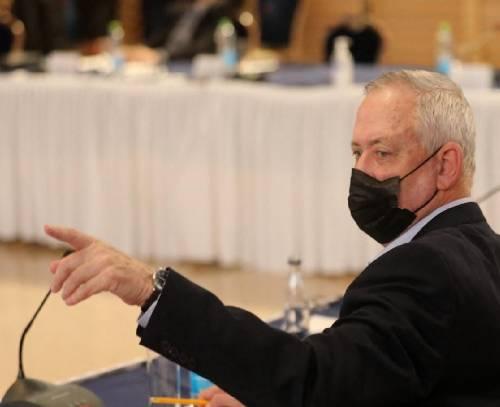 گانتز: تدوین «طرح بی» آمریکا و اسرائیل در صورت فروپاشی برجام