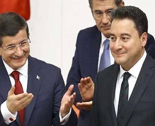 ائتلاف «داود اوغلو» و «باباجان» دو یار قدیمی اردوغان علیه وی