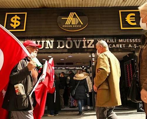 بیصبری اردوغان برای کاهش نرخ بهره؛ چالش تازه لیر ترکیه برای مقاومت در برابر تضعیف بیشتر
