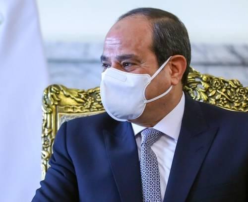السیسی: حدود ۵ تا ۶ میلیون غیر مصری در مصر زندگی میکنند