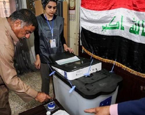 بیش از 500 ناظر خارجی بر روند اجرای انتخابات عراق نظارت می کنند