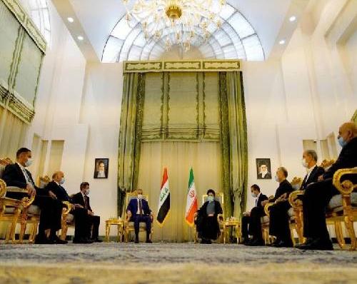 روابط ایران با عربستان و امارات، از مهمترین اهداف سفر کاظمی به تهران