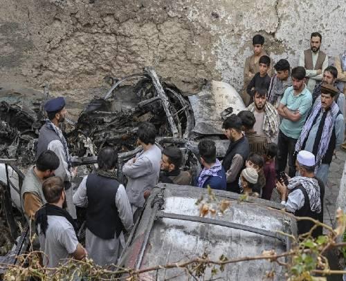 کنگره آمریکا درباره حمله پهپادی ماه گذشته در کابل و مرگ غیرنظامیان تحقیق میکند