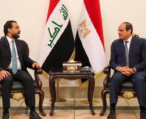 آیا سفرهای الحلبوسی به مصر و اردن دستیابی وی به ریاست جمهوری عراق را تضمین می کند؟