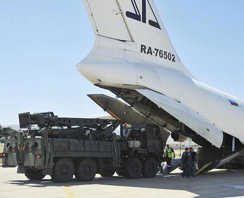 اردوغان از تمایل ترکیه برای خرید سامانههای موشکی بیشتر از روسیه خبر داد