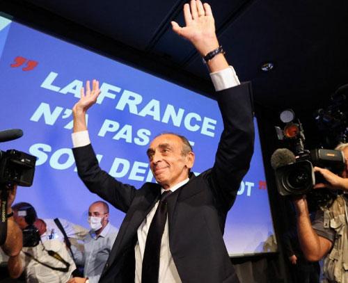 اریک زمور، چهره جدید راست افراطی در انتخابات آتی ریاست جمهوری فرانسه