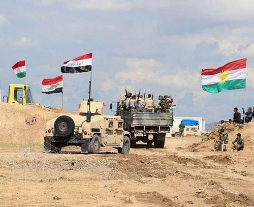 ادغام لشکری از پیشمرگه در وزارت دفاع عراق؛ گامی برای عادیسازی اوضاع در مناطق مورد مناقشه یا منظوری دیگر هدف است؟