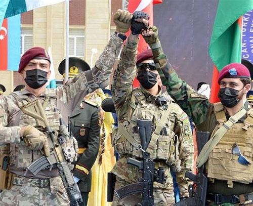 رزمایش «سه برادر» و تبعات آن بر روابط ایران با ترکیه و آذربایجان