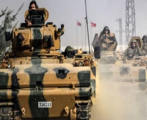 ترکیه برای عملیات نظامی در شمال سوریه آماده می شود