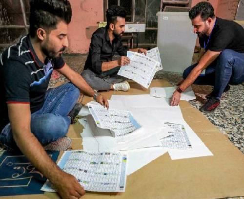 بیت شیعی: مسئولیت کامل ناکامی در انتخابات عراق با کمیساریای انتخابات است/با نتایج کاملا مخالفیم